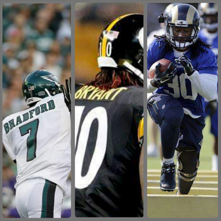 Fantasy Football: Top 5 Sleepers