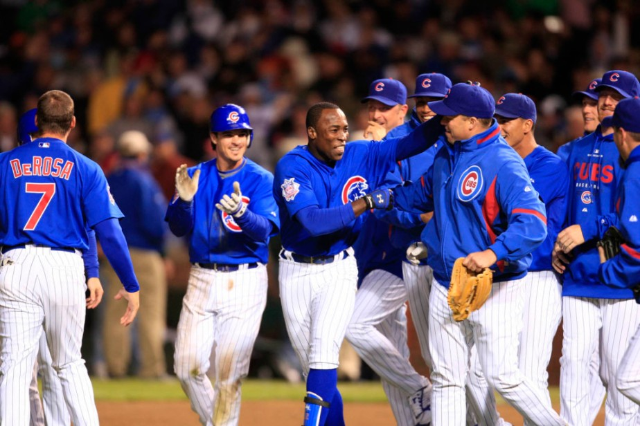 Is It The CubsYear?