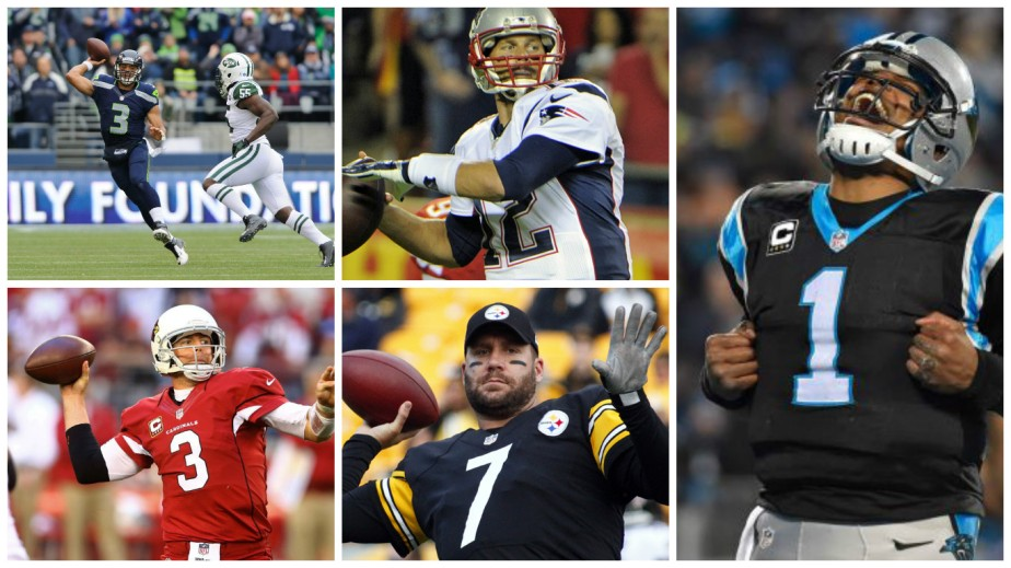 Shiree's Best of2016:QBs