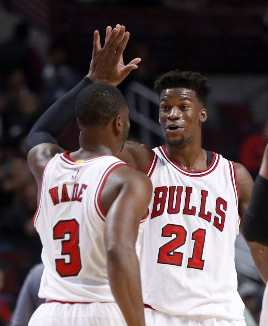 See Red Into A New Era: ChicagoBulls