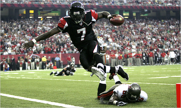 Hall Of Fame Debate: Michael Vick